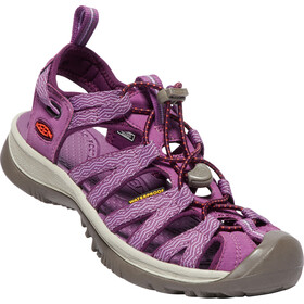 Keen Whisper Sandales Femme, grape kiss/grape wine